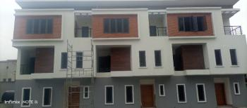 4 Bedrooms Newly Built Serviced Terraced Houses with Bq, Off Palace Road, Ikate Elegushi, Lekki, Lagos, Terraced Duplex for Sale