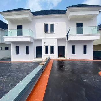 Luxury Executive 4 Bedroom Semi Detached Duplex, in a Serene Estate, Megamound Estate, Ikota, Lekki, Lagos, Semi-detached Duplex for Sale