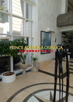 Top of The Range 4 Bedroom Apartment+ 2bq+pool+gym, Central Ikoyi, Old Ikoyi, Ikoyi, Lagos, Flat / Apartment for Rent