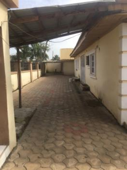 3 Bedroom Stand Alone Bungalow with 2 Room Bq, Durumi, Abuja, Detached Bungalow for Rent
