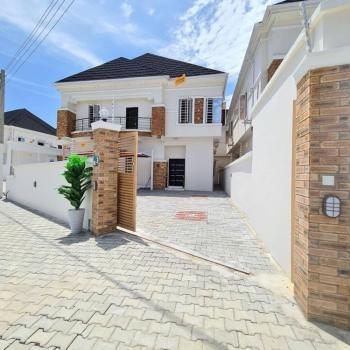Luxuriously Finished and Spacious 5 Bedroom Detached Duplex with Bq., By Chevron Toll Gate, Lekki Phase 2, Lekki, Lagos, Detached Duplex for Sale