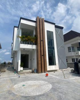 Spacious 5 Bedroom Fully Detached Contemporary House with Bq., Pinnock Beach Estate, Osapa London, Osapa, Lekki, Lagos, Detached Duplex for Sale