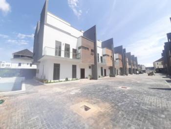 4 Bedrooms Terraced Duplex with a Room Boys Quarter, Swimming Pool, Ikate Elegushi, Lekki, Lagos, Terraced Duplex for Sale