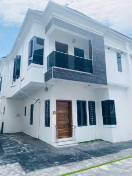 Brand New 4 Bedroom Semi Detached with a Bq, Lekki, Lagos, Semi-detached Duplex for Sale