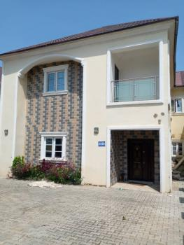 a Standard , Stand Alone 4 Bedroom Terraces Duplex with 2 Room Bq., Naf Valley Estate, Diplomatic Zone, Asokoro District, Abuja, Terraced Duplex for Rent