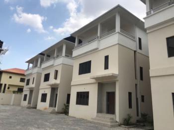 a Tasteful &contemporary Built 4 Units of 4 Bedroom Terrace Duplex, Maitama District, Abuja, Terraced Duplex for Sale