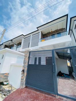 4 Bedroom Semi-detached, Chevron, Ikota, Lekki, Lagos, Semi-detached Duplex for Sale