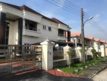 4 Bedroom Semi-detached Duplex with a Bq, Crown Estate, Sangotedo, Ajah, Lagos, Semi-detached Duplex for Sale