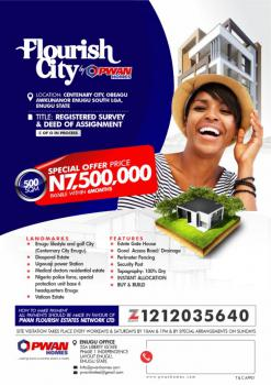Buy Land, Behind Centenary City Estate, Florish Garden Estate, Enugu, Enugu, Residential Land for Sale