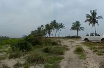 Dry Land Facing The Beach, Awoyaya, Ibeju Lekki, Lagos, Mixed-use Land for Sale