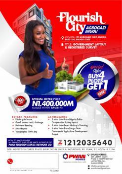 Be a Landlord, Flourish City Estate, Enugu, Enugu, Residential Land for Sale