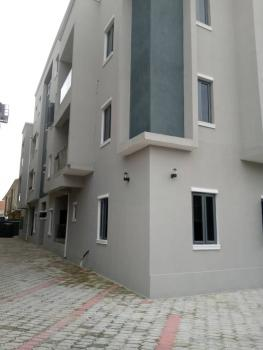 Brand New 3 Bedroom Flat with a Room Bq Service., Lekki Phase 1, Lekki, Lagos, Flat / Apartment for Rent