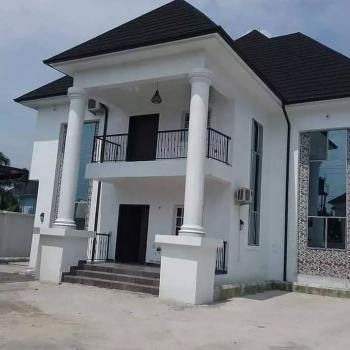 Luxurious and Exquisitely Finished 5 Bedroom Detached Duplex with Bq, Farm Road 2 , Eliozu, Port Harcourt, Rivers, Detached Duplex for Sale