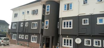Newly Built 3 Bedroom Flat., Peace Estate Ago Palace, Isolo, Lagos, Flat / Apartment for Rent