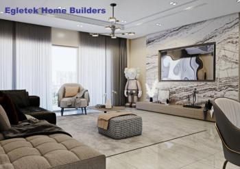 3 Bedroom Luxury Penthouse, Atlantic Layout, Badore, Ajah, Lagos, Block of Flats for Sale