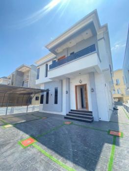 Exquisitely Built 5 Bedroom Fully Detached Duplex with a Room Bq, Ikate Elegushi, Lekki, Lagos, Detached Duplex for Sale
