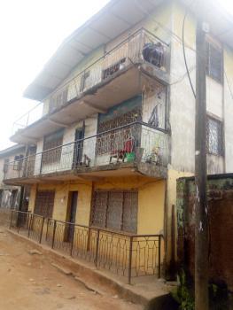 Very Strategic 18 Room Tenement Building 2nd Plot to The Road, Near Aerodrome Estate Gate Near Sango-ui Road, Samonda, Ibadan, Oyo, House for Sale