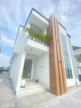 Luxury Build 5 Bedroom Fully Detached Mantion with Servant Quarters, Osapa, Lekki, Lagos, Detached Duplex for Sale