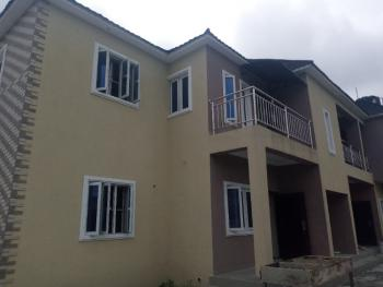 Newly Build 2 Bedroom Flat, By Crown Estate, Sangotedo, Ajah, Lagos, Flat / Apartment for Rent