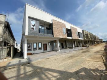 Luxury 2 Bedroom Terrace Duplex with a Room Bq, Citadel View Estate, Ajah, Lagos, Terraced Duplex for Sale