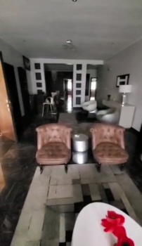 Furnished 3 Bedroom Apartment with Bq, Ikoyi, Lagos, Flat / Apartment for Rent