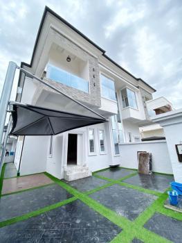 Exquisitely Finished 4 Bedroom Semi Detached Duplex with Bq, Chevron, Lekki, Lagos, Semi-detached Duplex for Sale