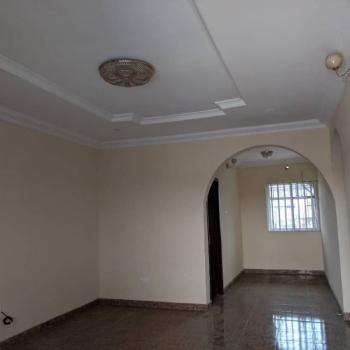 Relatively New Exquisite 2 Bedroom Flat, Akoka, Yaba, Lagos, Flat / Apartment for Rent