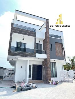 Magnificent Decently Finished 5 Bedroom Fully  Detached Duplex with Pent, Osapa, Lekki, Lagos, Detached Duplex for Sale