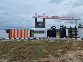 Luxury Estate, Otoikin- Expressway, Ketu, Epe, Lagos, Mixed-use Land for Sale
