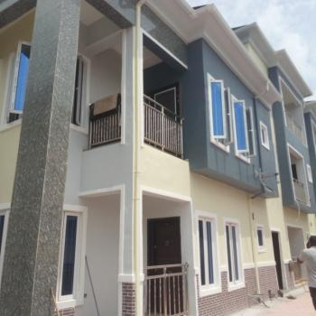 Luxury Three Bedroom Flat with an Attractive Facility., Sky Estate Opposite Around Lagos Business Schools., Ajah, Lagos, Flat / Apartment for Rent