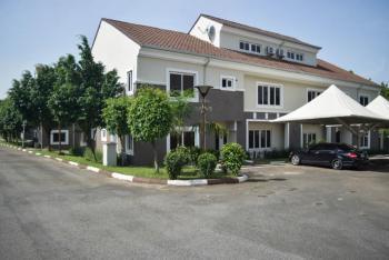 7 Bedroom Terrace, Berger Clinic, Life Camp, Abuja, Terraced Duplex for Sale