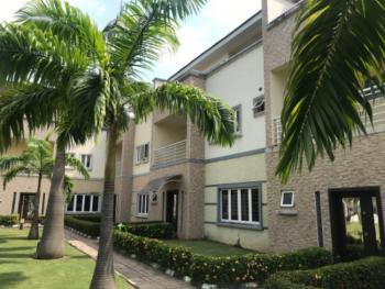 Luxurious 4 Bedroom Terrace Duplex + Bq, 24hrs Light, Swimming Pool, Utako, Abuja, Terraced Duplex for Rent