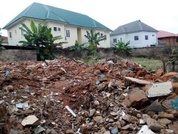 Fenced Land on Federal Court of Appeal Road, Awka, Anambra State., Court Road ( Federal Court of Appeal Road), Awka, Anambra, Mixed-use Land for Sale