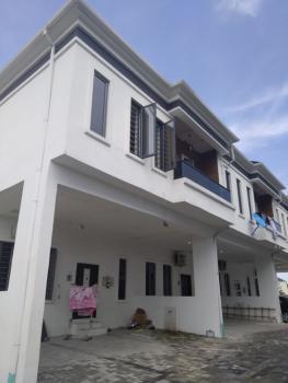 Four Bedroom Semi Detached Duplex, Lafiaji, Lekki, Lagos, Terraced Duplex for Sale