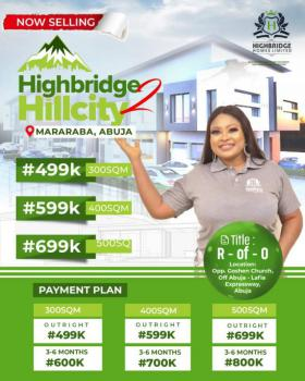 Cofo Land in Abuja, Mararaba, Abuja, Residential Land for Sale