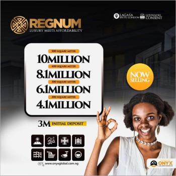 Regnum Luxury Available, Eputu, Ibeju Lekki, Lagos, Residential Land for Sale