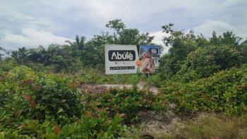 Buy Land Directly to The Lagoon of The Biggest Resort Omu, Abegede Badore Rd Close to Biggest Omu Resort Center, Badore, Ibeju Lekki, Lagos, Mixed-use Land for Sale