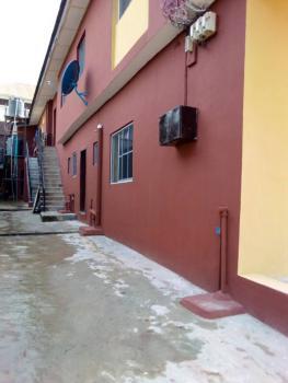 Mini Flat. Only Kitchen, Toilet and Bathroom Tiled., Ogba, Ikeja, Lagos, Mini Flat for Rent