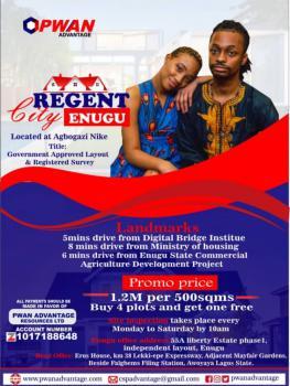Land, Nike, Regent City Estate, Enugu, Enugu, Mixed-use Land for Sale