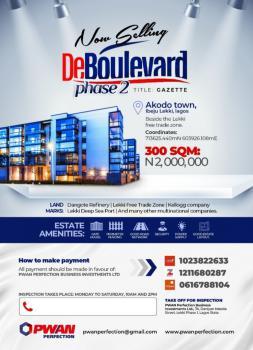 Estate Land, Lekki Free Trade Zone, Lekki, Lagos, Mixed-use Land for Sale