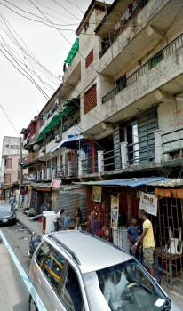 Block of Multiple Units  of Apartments and Shops, Bamgbose Street, Lagos Island, Lagos, Plaza / Complex / Mall for Sale