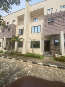Luxury 4 Bedroom, Guzape District, Abuja, Terraced Duplex for Rent