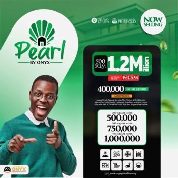 Pearl Estate Epe, Ketu Epe, Epe, Lagos, Mixed-use Land for Sale