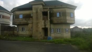 a Carcass Building in Abuja, Opp Games Village, Games Village, Kaura, Abuja, Detached Duplex for Sale