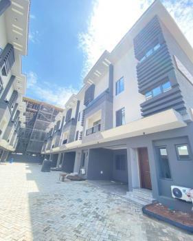 Modern 4bedroom Terraced Duplex, Lekki Phase 1, Lekki, Lagos, Terraced Duplex for Sale