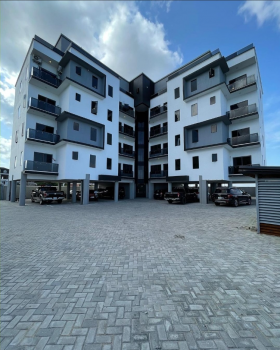 3 Water View 3 Bedroom Apartment with Swimming Pool, Banana Island, Ikoyi, Lagos, Block of Flats for Sale
