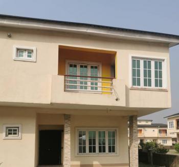 Shell 4bedroom Terrace Duplex Corner Piece, New Horizon 2 Estate, Ikate, Lekki, Lagos, Terraced Duplex for Sale