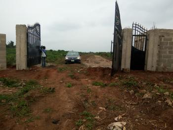 Plots of Estate Land in a Developed Neighborhood for Sale with Cofo, Kajola Str. 55 Minutes From The Mmi Airport and 5 Minutes From Covenant University, Atan-ota., Orile, Lagos, Residential Land for Sale