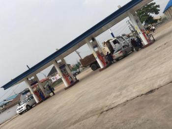 a Functional Filling Station with 6pumps and 10nozzle, Oke Afa, Isolo, Lagos, Filling Station for Sale