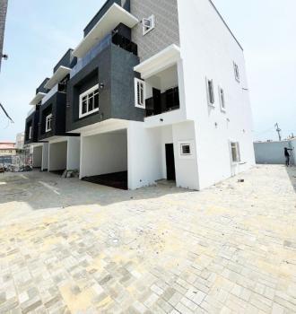 Serviced Luxury Terraced Duplex for a True Homely Feeling, Lekki Phase 1, Lekki, Lagos, Terraced Duplex for Sale
